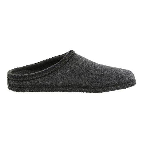 Haflinger Men's AS Slippers Grey_4