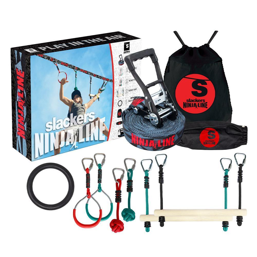 B4 Adventure Slackers Ninjaline 36ft Intro Kit