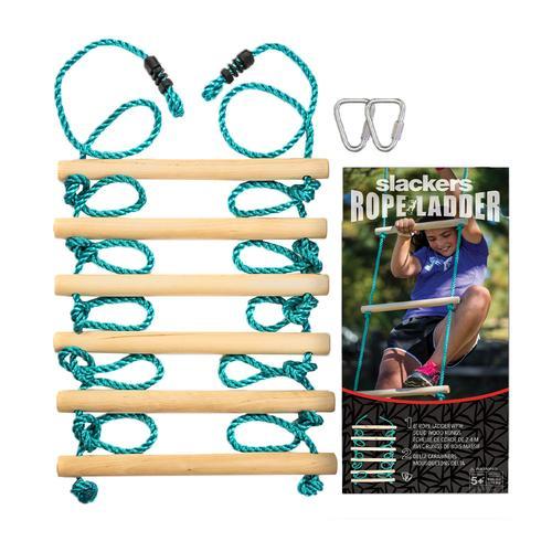 b4 Adventure Slackers 8ft Ninja Rope Ladder