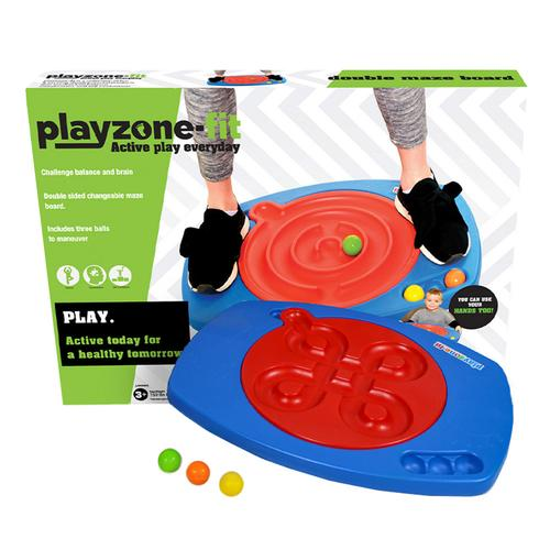 b4 Adventure Playzone-Fit Double Maze Board
