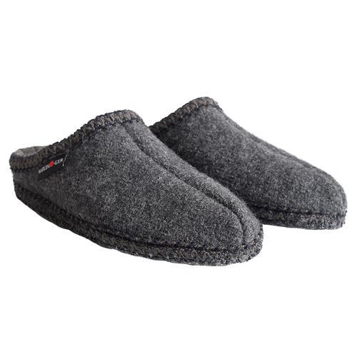Haflinger Women's AS Slippers Grey_4h