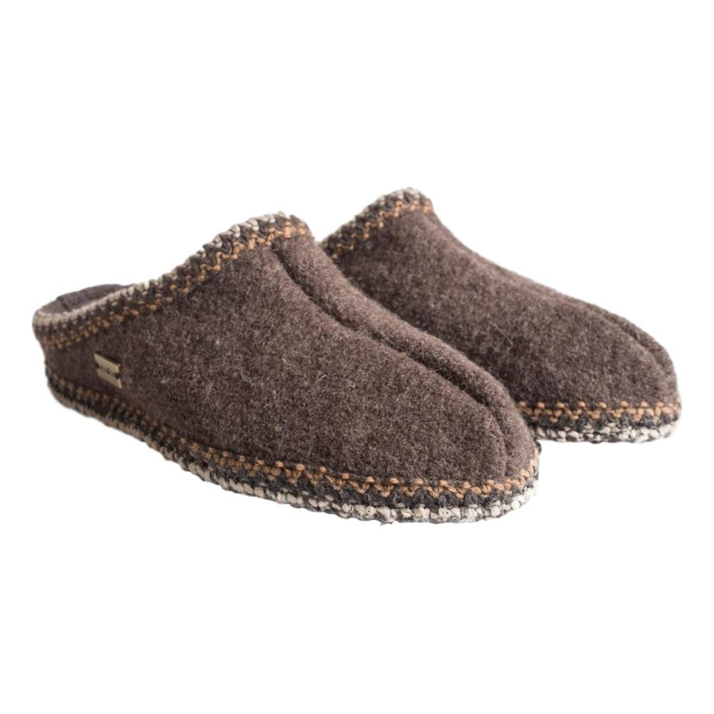 Haflinger Women's AS Slippers SMKBRN_63H