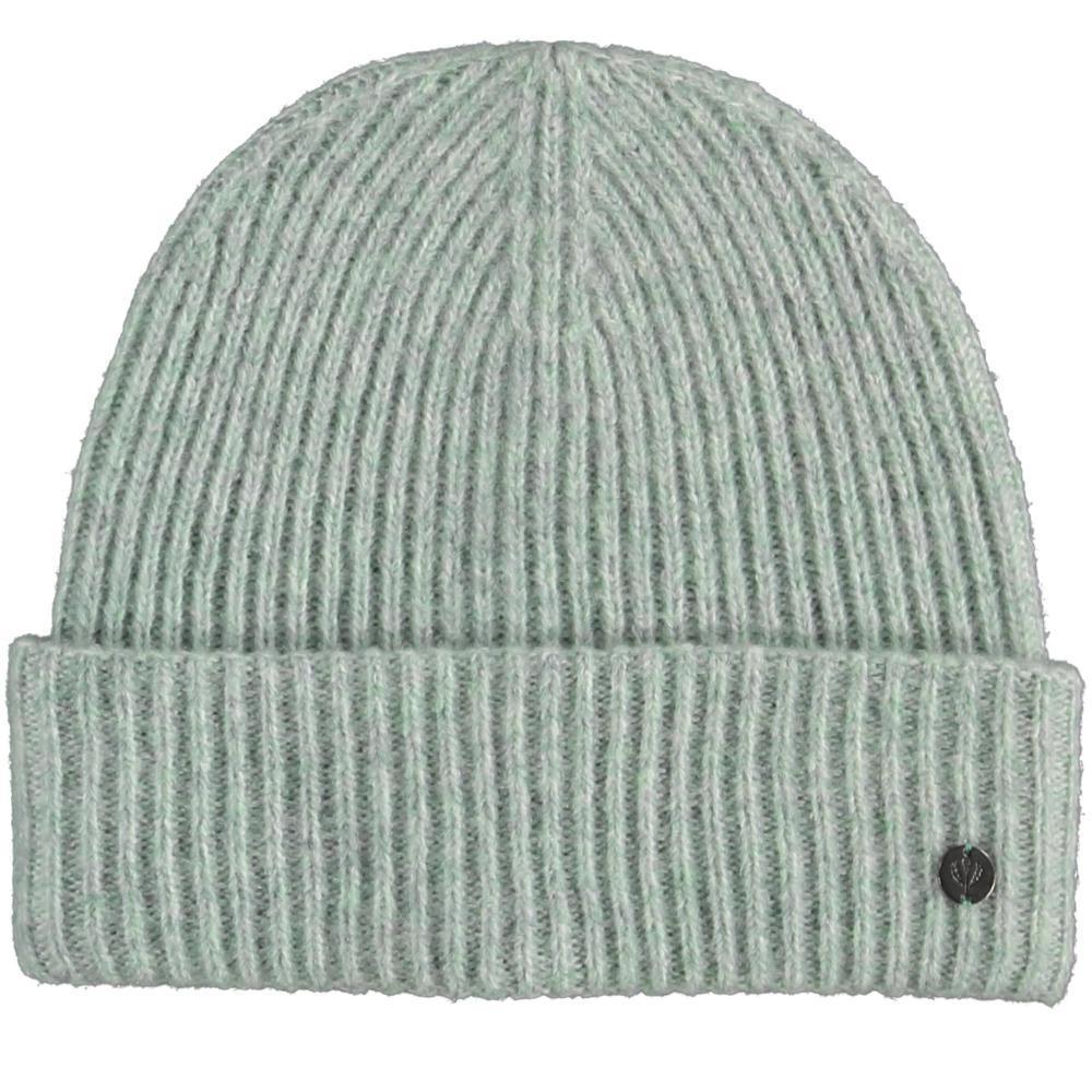V. Fraas Pastel Melange Knit Hat LGREEN_700