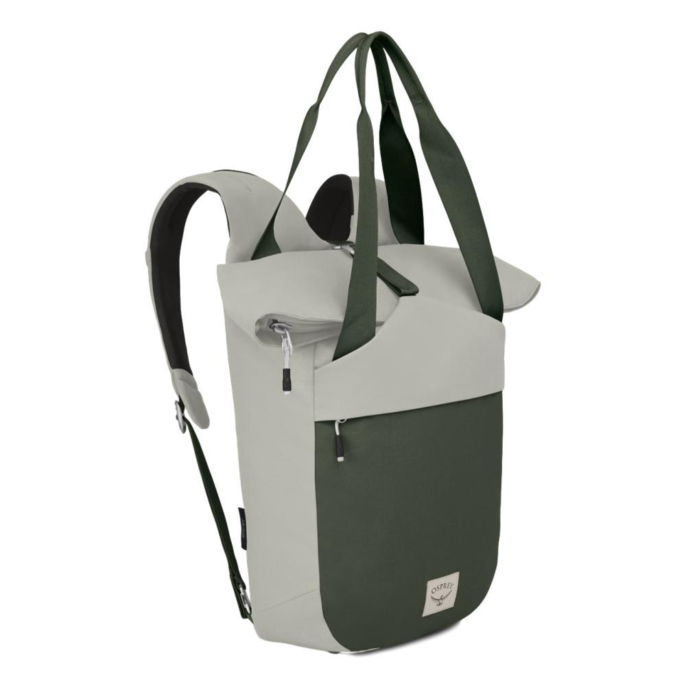 Osprey Arcane Tote Pack GREY/GREEN