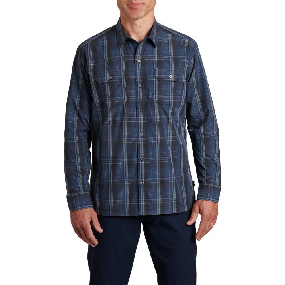 KUHL Men's Response Long Sleeve Shirt MEADOWMIST