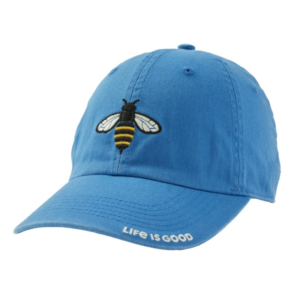 Life is Good Give Bees a Chance Chill Cap ROYALBLUE
