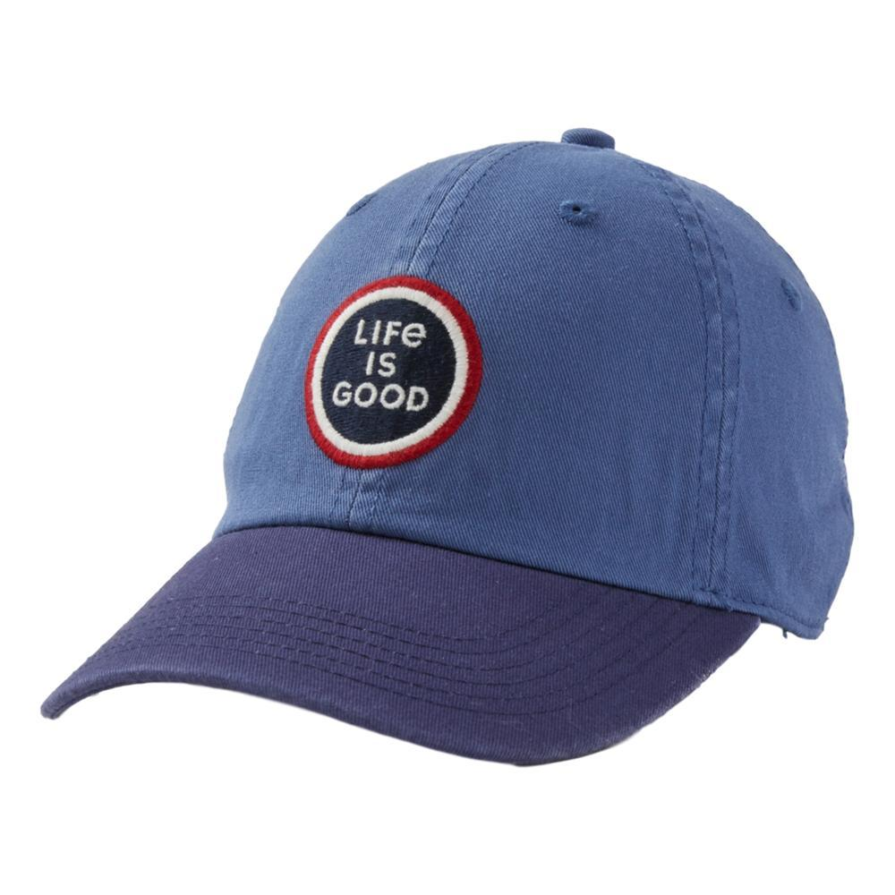 Life is Good LIG Coin Chill Cap VINTAGEBLU
