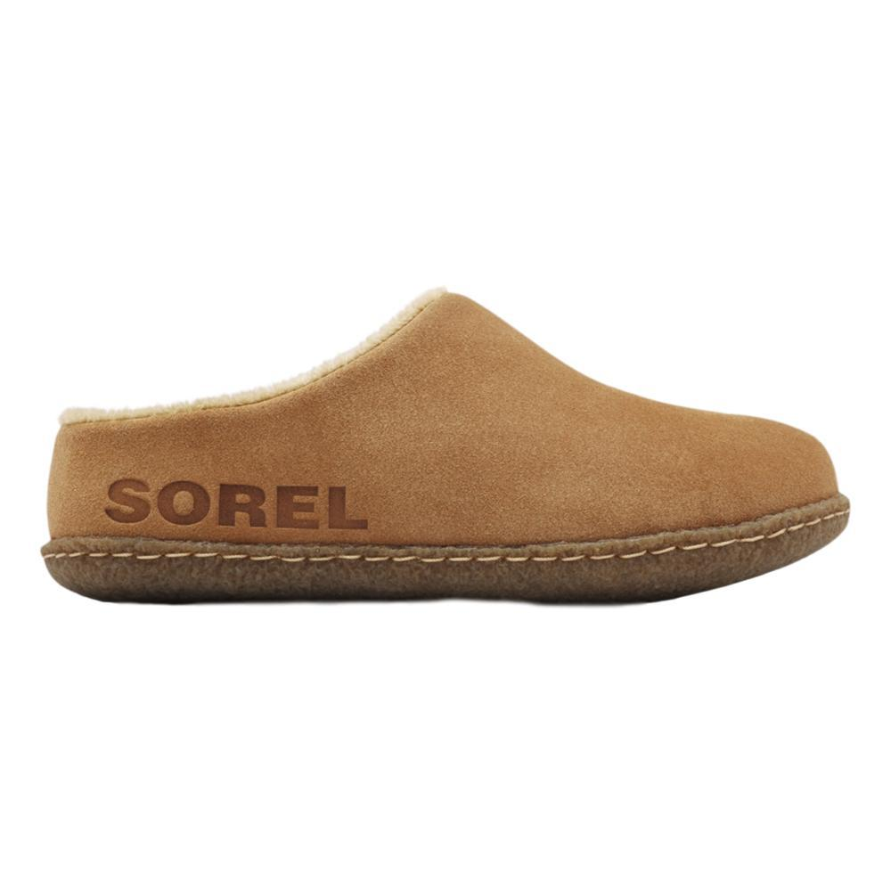 Sorel Youth Lanner Ridge II Slippers CAMELBRN