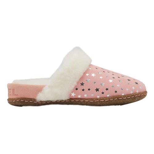 Sorel Youth Nakiska Slide II Slippers Pink