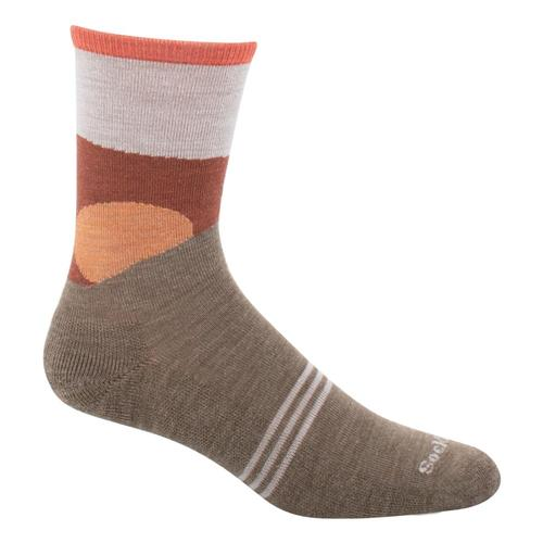 SockWell Women's Sundown Essential Comfort Socks Khaki_030