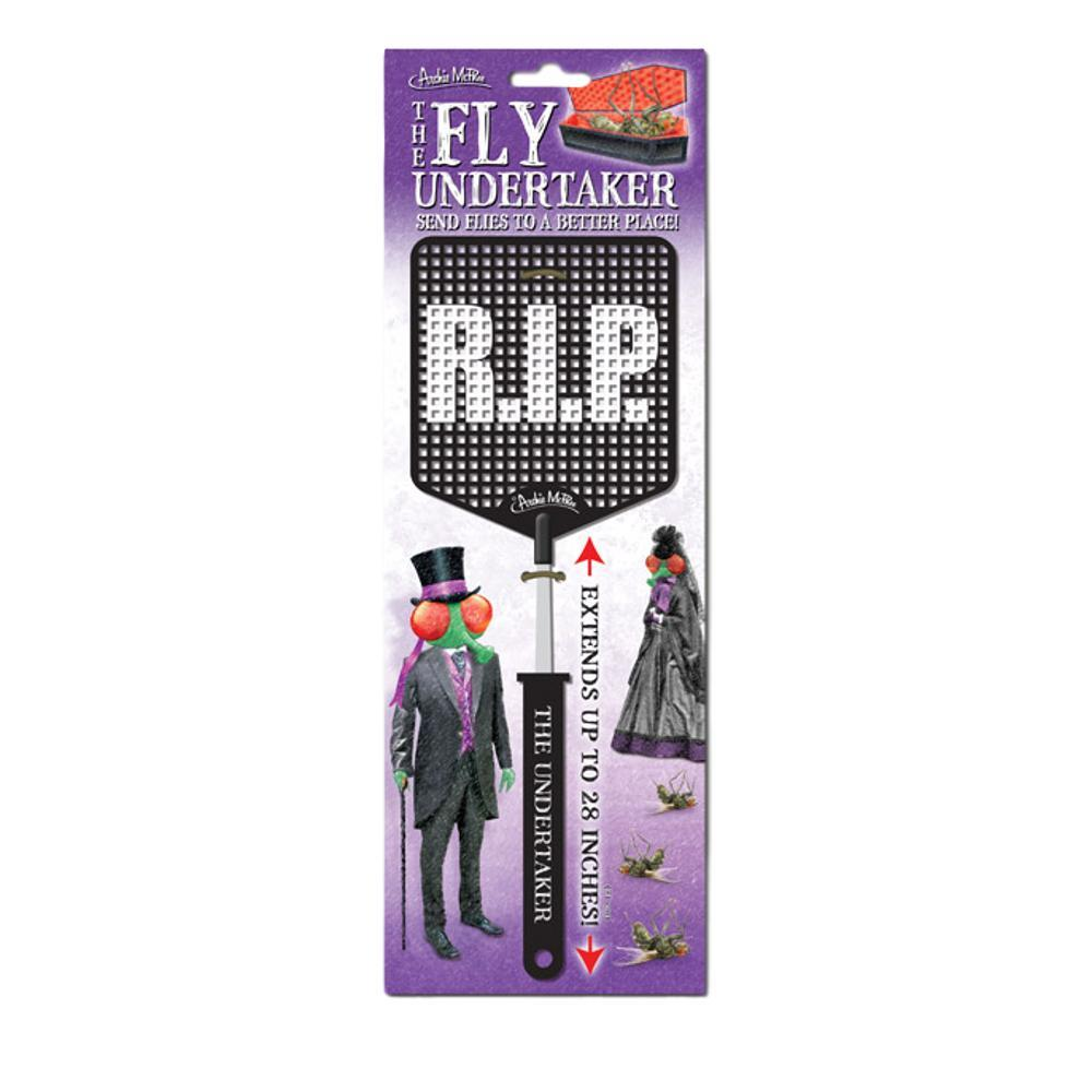 Archie Mcphee The Fly Undertaker Fly Swatter