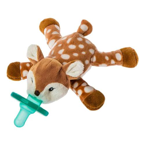 Mary Meyer Amber Fawn WubbaNub Pacifier