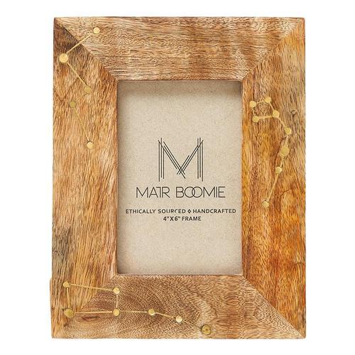 Matr Boomie Jyotisha Frame - Natural 4in x 6in