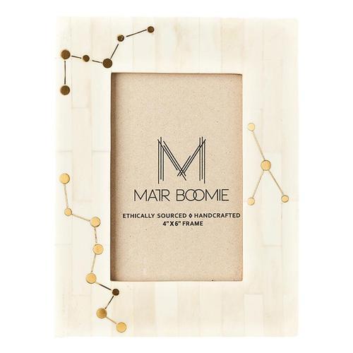 Matr Boomie Jyotisha Frame - Pearl 4in x 6in