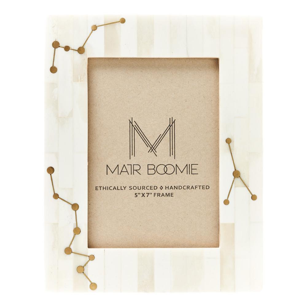 Matr Boomie Jyotisha Frame - Pearl 5in X 7in
