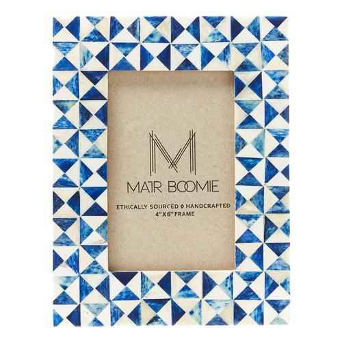 Matr Boomie Varuna Splash Frame - Cobalt 4in x 6in