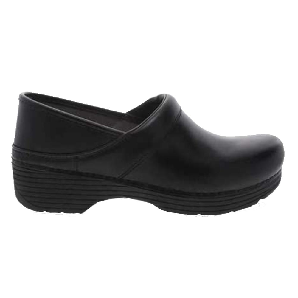 Dansko Women's LT Pro Clogs BLACK.LTH