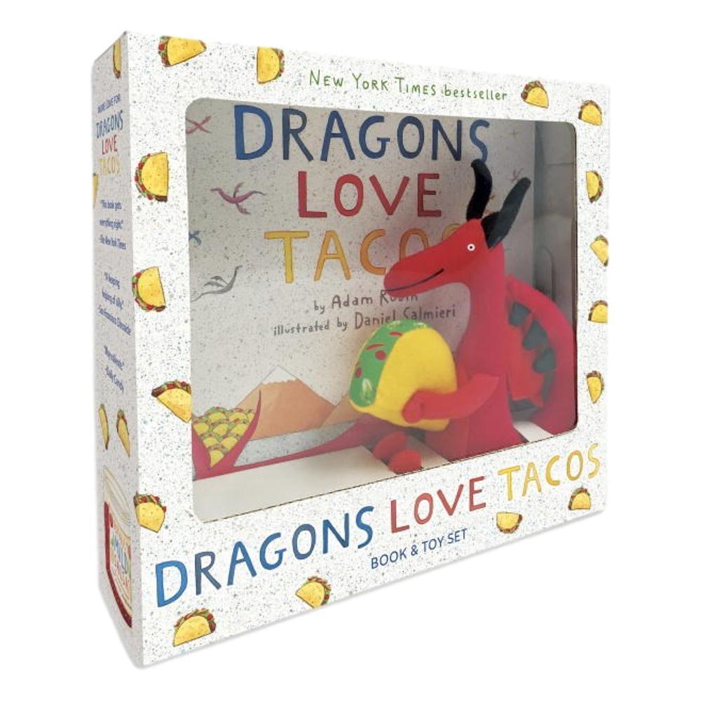 Dragons Love Tacos By Adam Rubin Book And Toy Set
