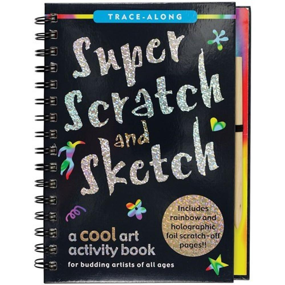 Peter Pauper Press Super Scratch & Sketch