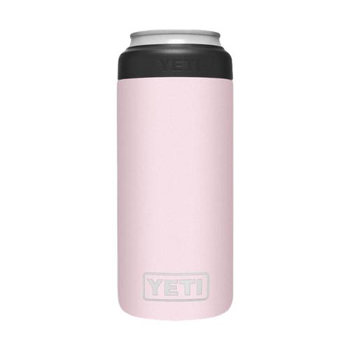YETI Rambler 12oz Colster Slim Can Insulator Ice_pink