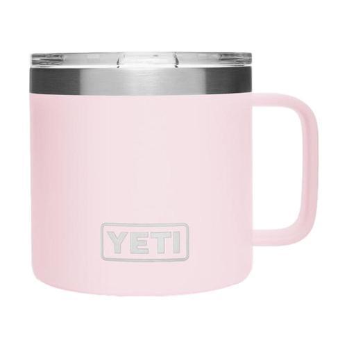 YETI Rambler 14oz Mug Ice_pink