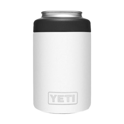 YETI Rambler Insulated Colster White