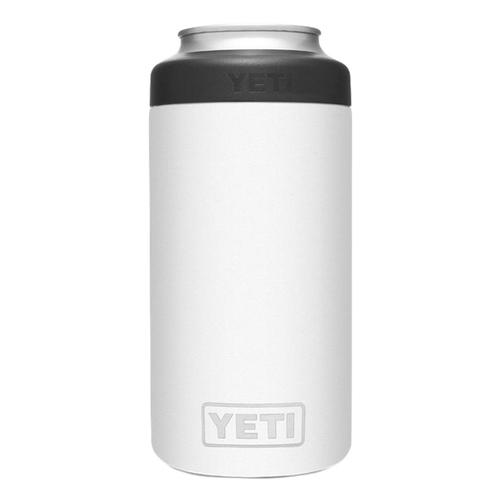 YETI Rambler 16oz Colster Tall Can Insulator White