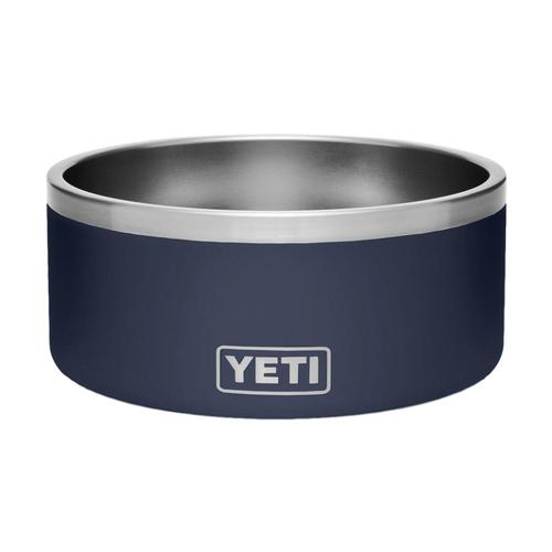 YETI Boomer 8 Dog Bowl Navy