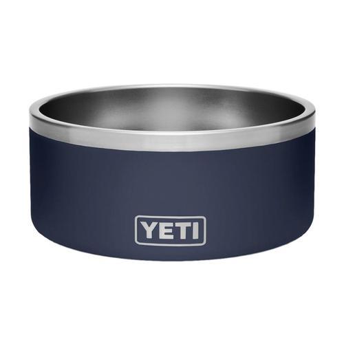 YETI Boomer 8 Dog Bowl Navy
