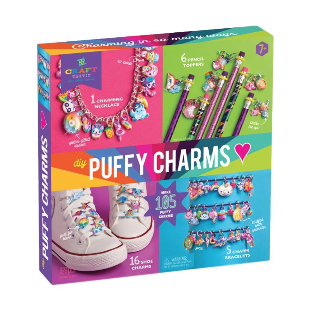 Ann Williams Craft- Tastic Diy Puffy Charms Kit