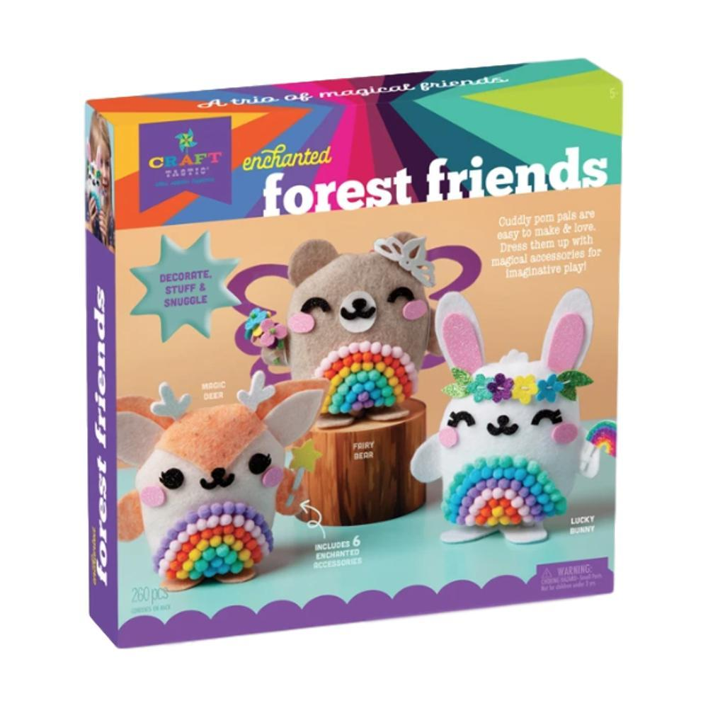 Ann Williams Craft- Tastic Enchanted Forest Friends Kit