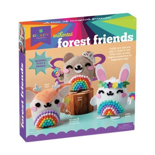 Ann Williams Craft-tastic Enchanted Forest Friends Kit