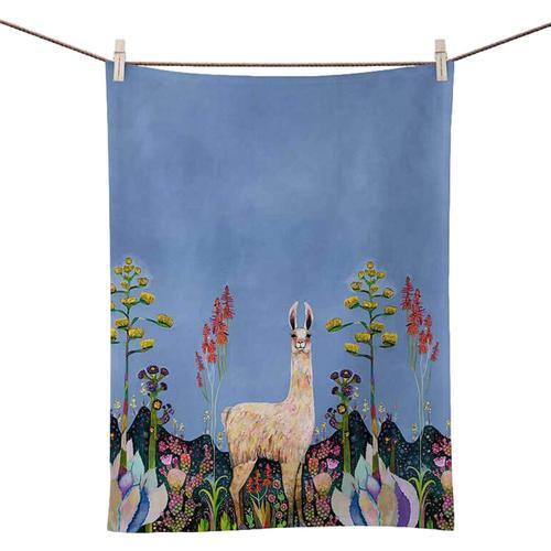 Greenbox Art Tall Girl Tea Towel