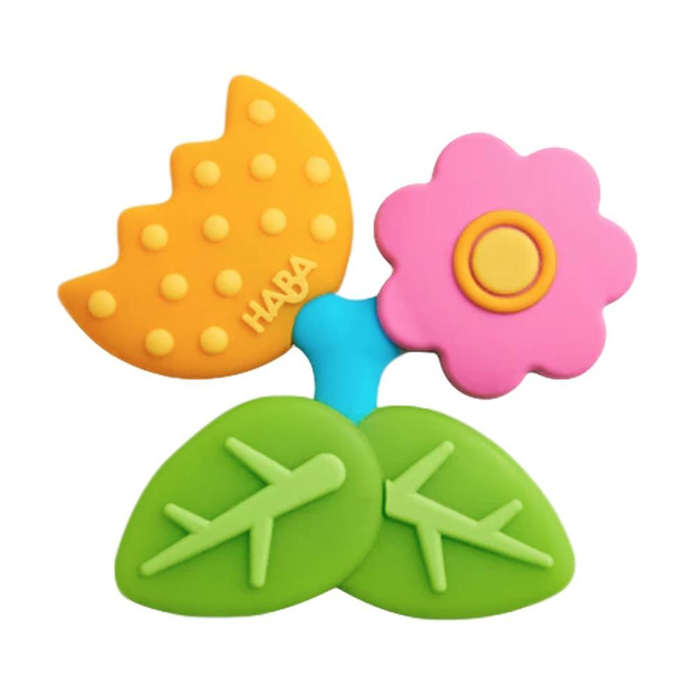 Haba Clutching Toy Petal Silicone Teether