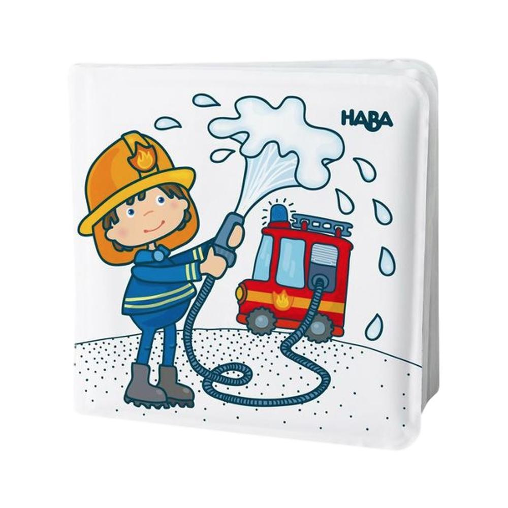 Haba Magic Bath Book - Firefighters