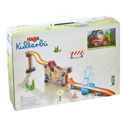 HABA Kullerbu Play Track Crash Test Set