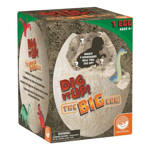 MindWare Dig It Up! The Big Egg