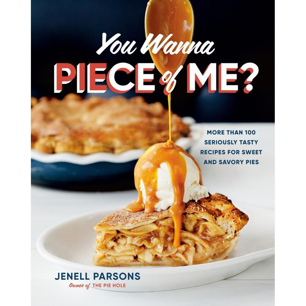 You Wanna Piece Of Me ? By Jenell Parsons