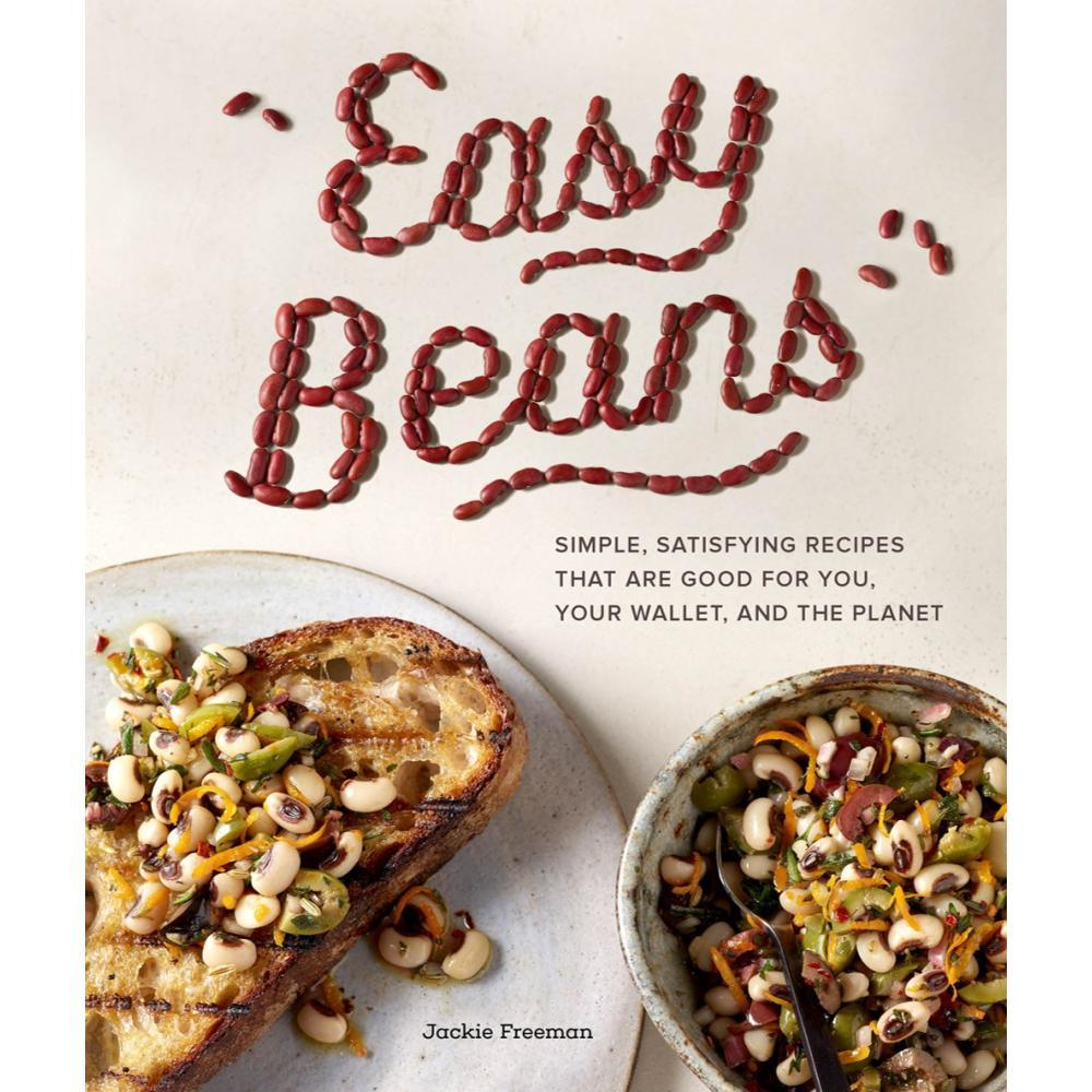 Easy Beans By Jackie Freeman