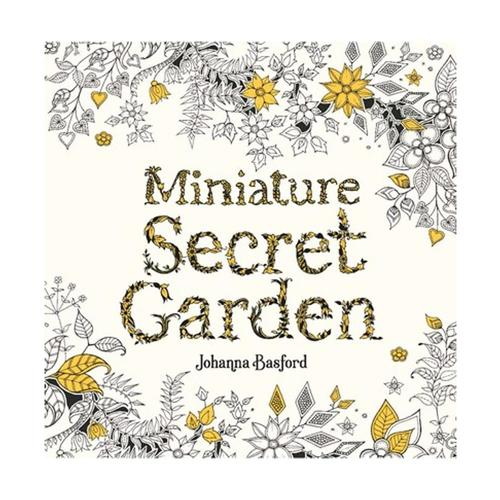 Miniature Secret Garden by Johanna Basford