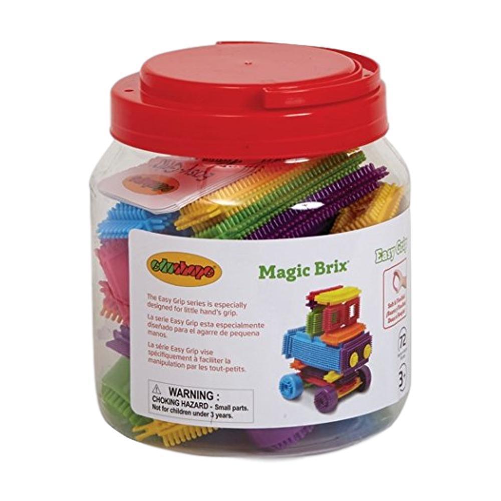 Edushape Magic Brix Set 72PC