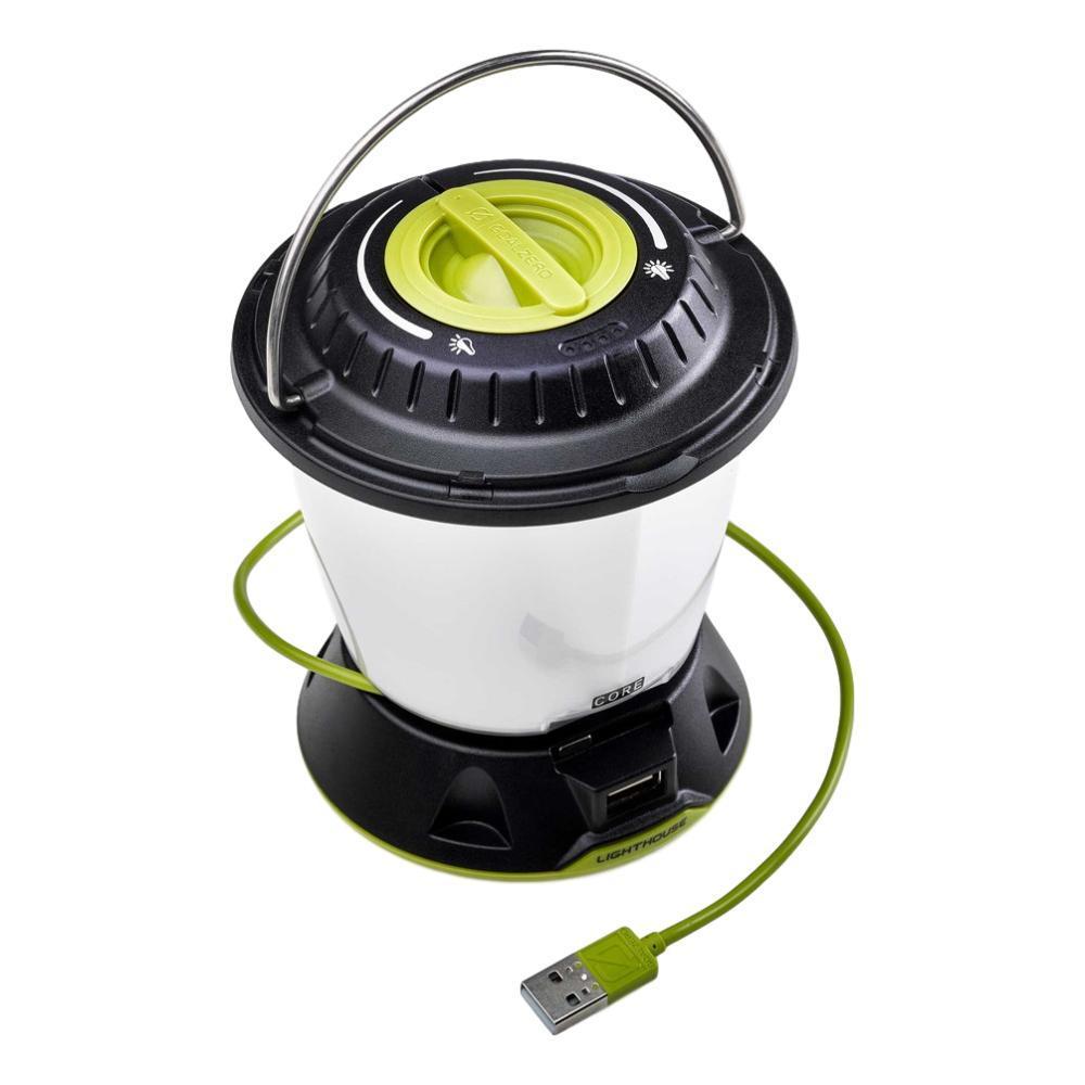 Goal Zero Lighthouse Core Lantern & USB Power Hub BLACK