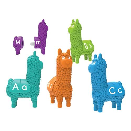 Learning Resources Snap-n-Learn Letter Llamas