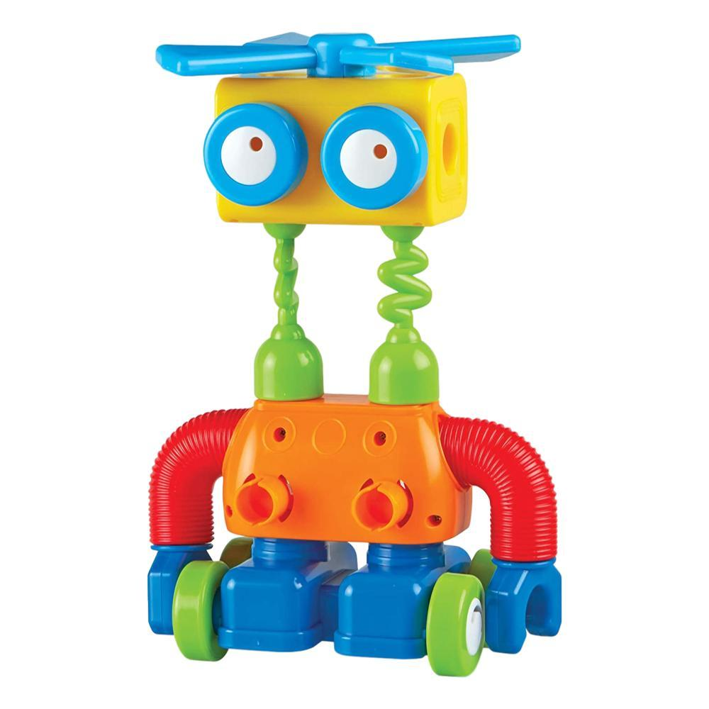 Learning Resources 1- 2- 3 Build It! Robot Factory
