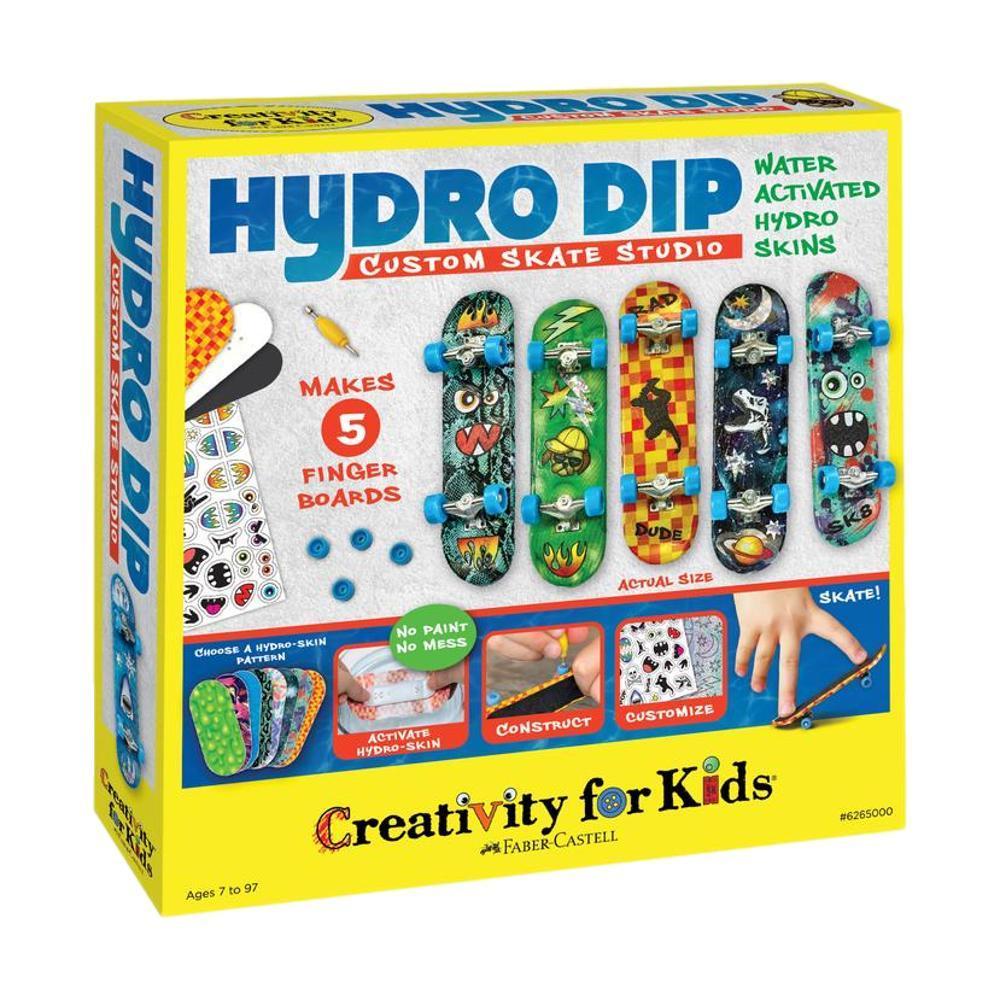 Faber- Castell Creativity For Kids Hydro- Dip Custom Skate Studio