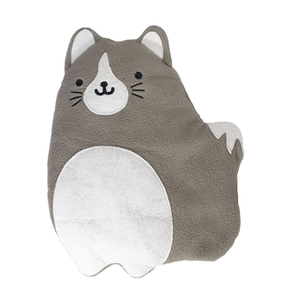Gama- Go Heatable Huggable Fat Cat Pillow