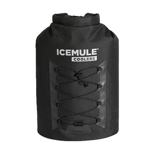 ICEMULE Pro X-Large Insulated Backpack Cooler Black
