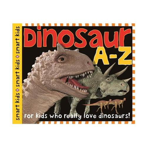 Smart Kids: Dinosaur A To Z Ages3up
