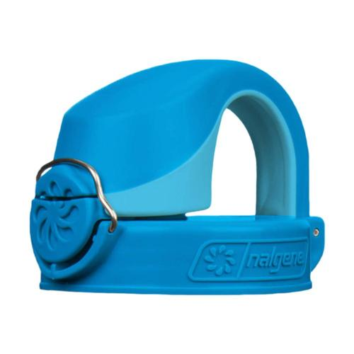 Nalgene On The Fly Replacement Cap 63mm Glac_blu