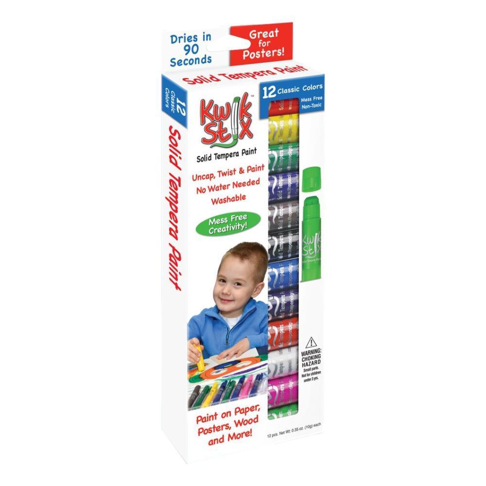 The Pencil Grip Kwik Stix SETOF12